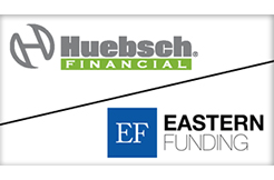 Huebsch and Eastern Funding Financing Logo