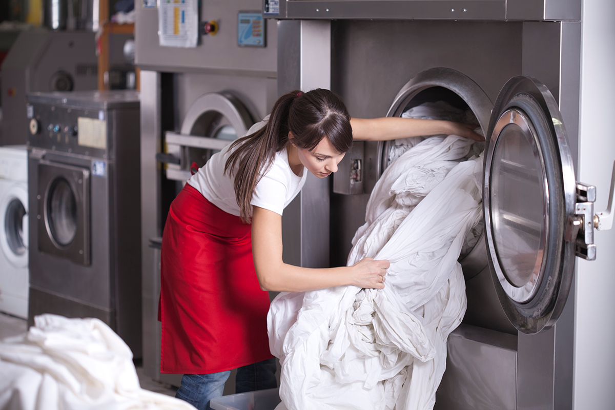 Commercial Laundry for Sale – Northern Washington DC